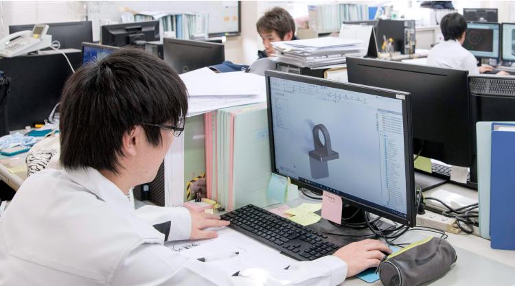 機械事業部門イメージ1
