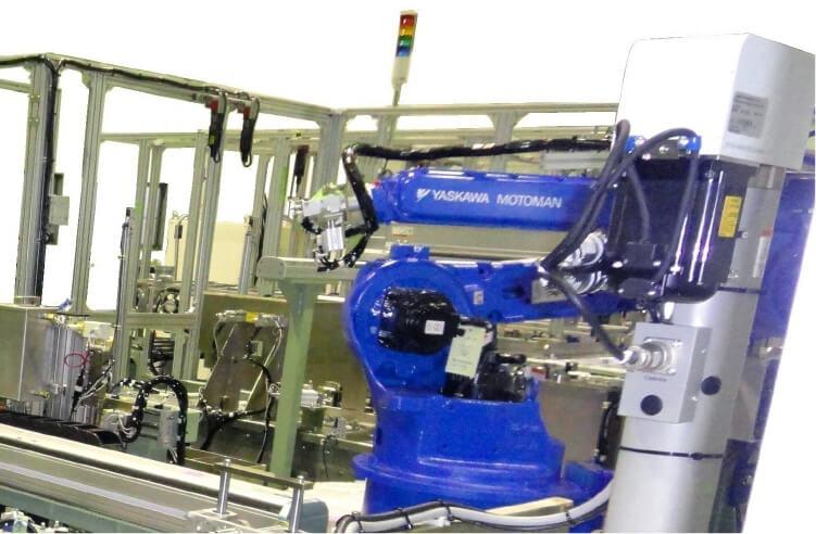 自動車部品組立システム