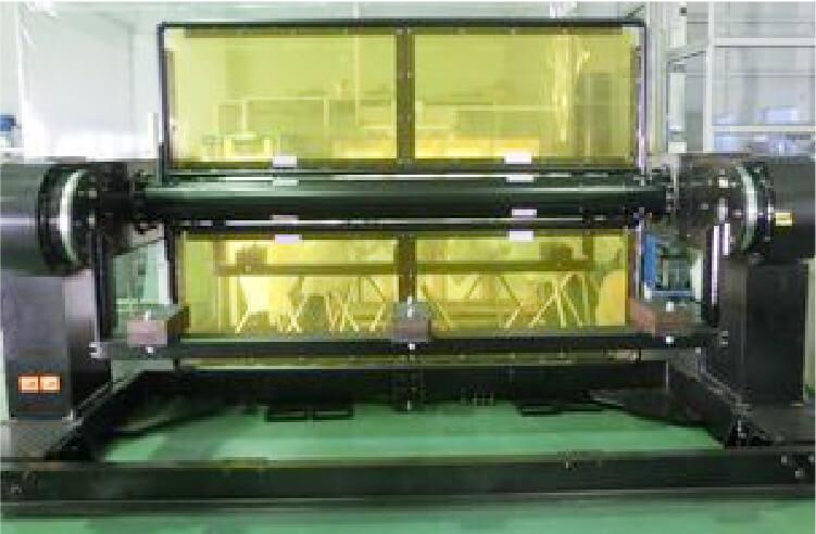 3軸ポジショナー 垂直回転タイプ